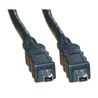 8Ware: Firewire IEEE 1394A Cable 4P-4P - 5m