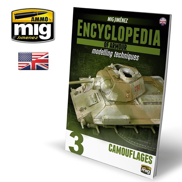 Encyclopedia Of Armour: Modelling Techniques - Vol. III Camouflages