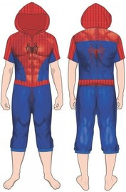 Marvel: Spider-Man Cropped - Union Suit