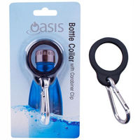 Oasis Bottle Collar With Carabina Clip