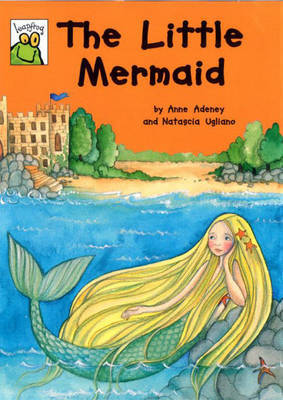 Leapfrog Fairy Tales: The Little Mermaid by Anne Adeney image