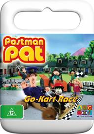 Postman Pat - Go-Kart Race on DVD image