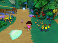 Dora Saves The Mermaids for PlayStation 2 image