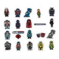 Transformers vs. G.I. Joe - Enamel Pin (Blind Bag)