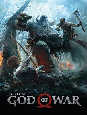 The Art Of God Of War by SONY COMPUTER ENTERTAINMENT