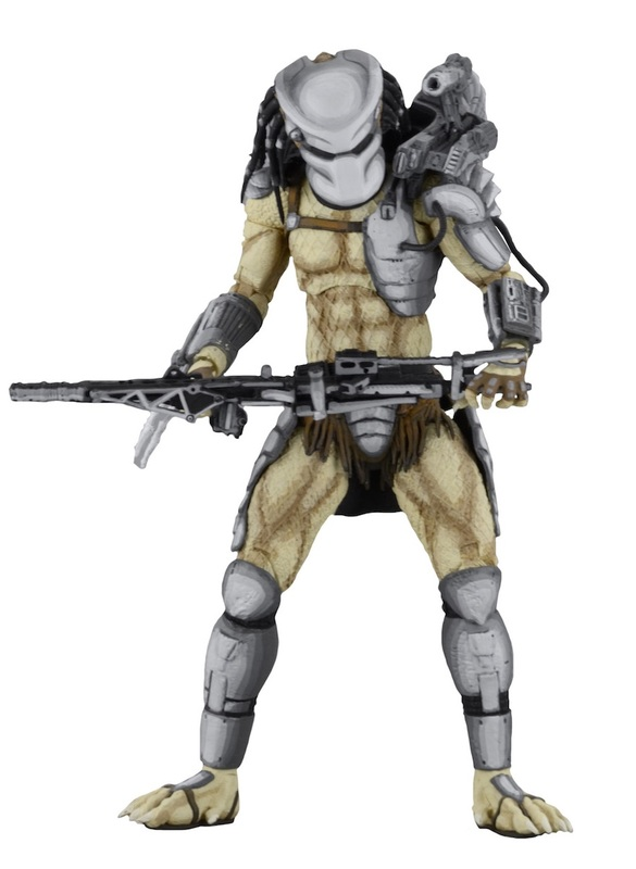 "Alien vs. Predator Arcade: Warrior Predator - 8"" Articulated Figure"