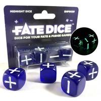 Fate Core Dice: Midnight