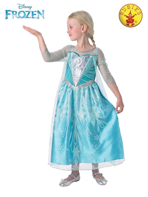 Elsa Premium Costume - Age 7-8