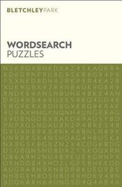 Bletchley Park Wordsearch Puzzles by Eric Saunders