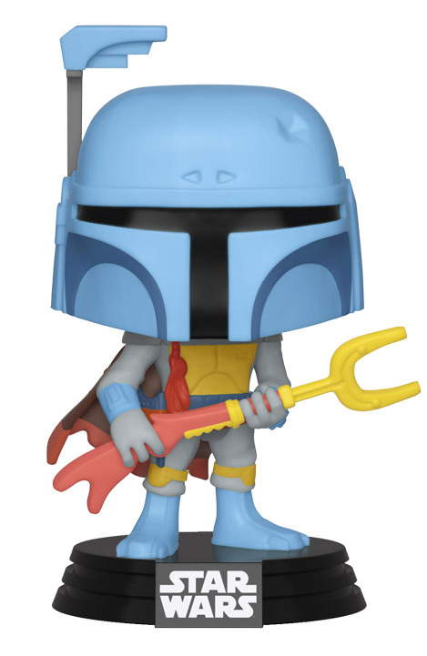 Star Wars - Boba Fett (Animated Ver.) Pop! Vinyl Figure image