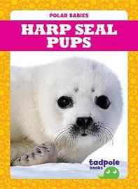 Harp Seal Pups by Genevieve Nilsen