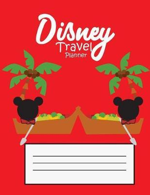 Disney Travel Planner by Natasha M Ramsey image