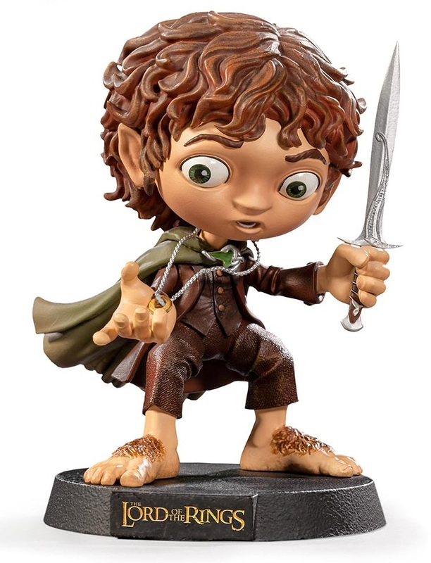 Lord of the Rings: Frodo Baggins - Mini-Co. Vinyl Figure