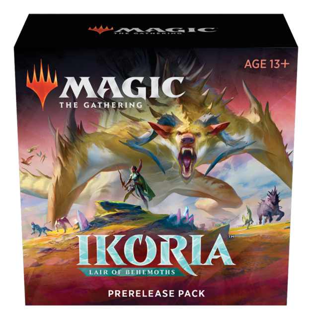 Magic the Gathering: Ikoria: Lair of Behemoths - Prerelease Pack