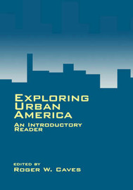 Exploring Urban America by Roger W. Caves image