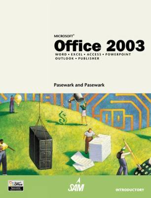 Microsoft Office 2003 by Pasewark and Pasewark image