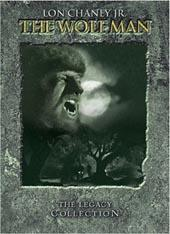 The Wolf Man - Legacy Collection on DVD