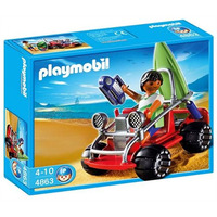 Playmobil Beach Buggy (Age 4-10) image