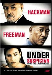 Under Suspicion on DVD