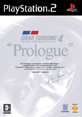 Gran Turismo 4: Prologue Signature Edition for PlayStation 2