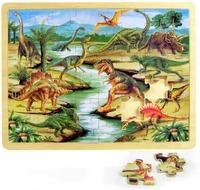 Fun Factory: Dinosaur Jigsaw Puzzle