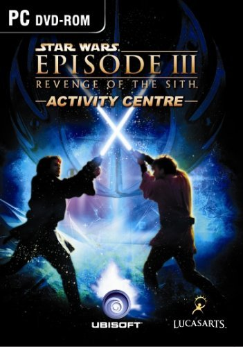 Star Wars Episode III: Revenge Of The Sith Activity Centre for PC Games