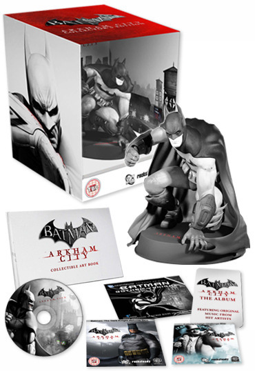 Batman: Arkham City Collector's Edition for X360