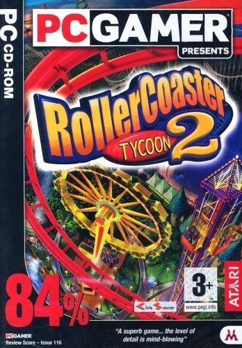 RollerCoaster Tycoon 2 for PC Games
