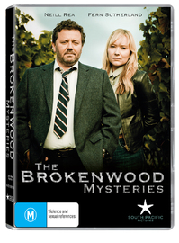 The Brokenwood Mysteries - Season One DVD