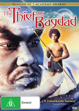 The Thief of Bagdad on DVD