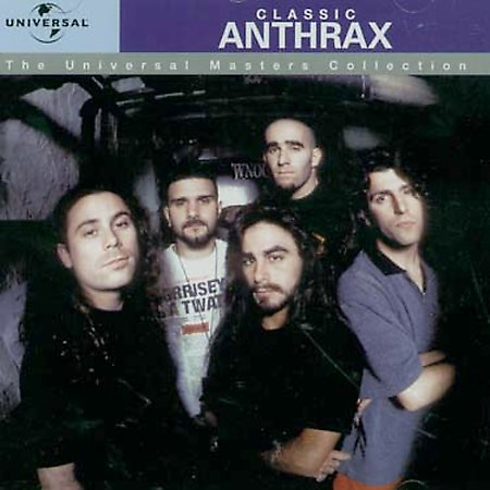 Universal Masters Collection by Anthrax image