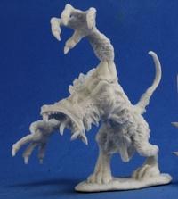 Dark Heaven Bones: Giant Wererat