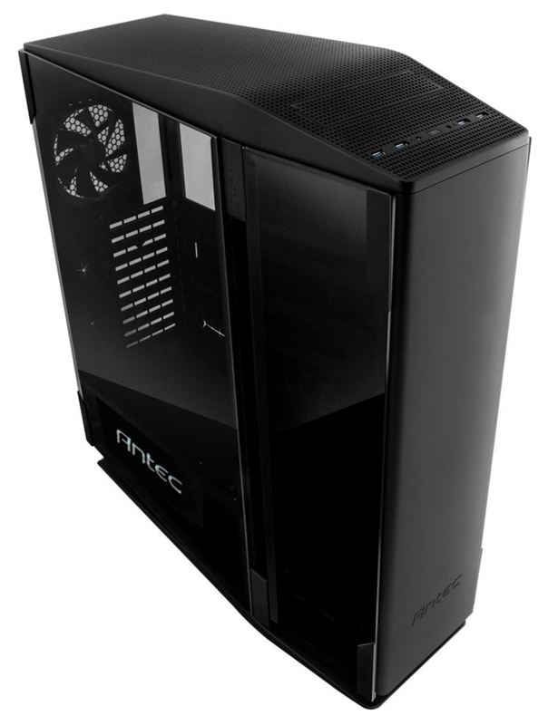 Antec: S10G Tower Case - Black
