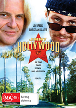 Jimmy Hollywood on DVD