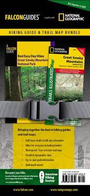 Best Easy Day Hiking Guide and Trail Map Bundle: Great Smoky Mountains National Park by Randy Johnson