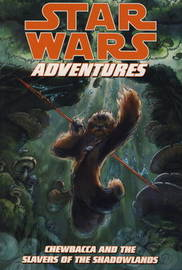 Star Wars Adventures by Christopher Cerasi