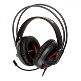 SteelSeries Siberia V3 Prism Gaming Headset (Cool Grey) for PC Games