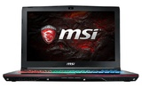 "MSI GE62VR 7RF 15.6"" Gaming Laptop Intel Core i7-7700HQ, 8GB RAM, GTX 1060 3GB"
