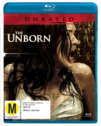 The Unborn on Blu-ray