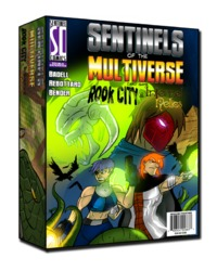 Sentinels of the Multiverse LCG - Rook City & Infernal Relics
