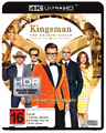 Kingsman: The Golden Circle on UHD Blu-ray