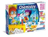 Clementoni: Chemistry Set - 150 Experiements