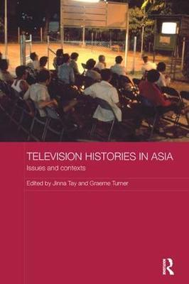 Television Histories in Asia image