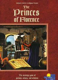 Princes of Florence - city building game image