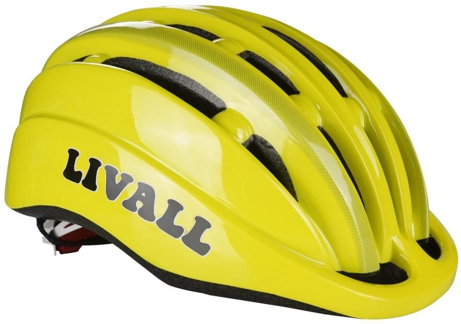 Livall: KS1 Smart Kids Helmet - Yellow image