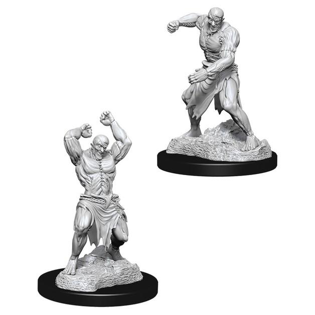D&D Nolzurs Marvelous: Unpainted Miniatures - Flesh Golem