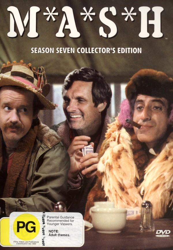 MASH - Complete Season 7 (3 Disc) on DVD image