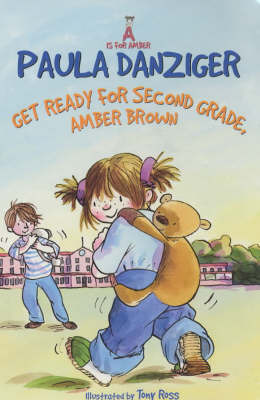 Get Ready for Second Grade, Amber Brown by Tony Ross image