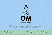 OM Yoga: Basic Level by Cyndi Lee image