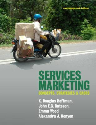 Services Marketing: Concepts, Strategies and Cases by K Douglas Hoffman image